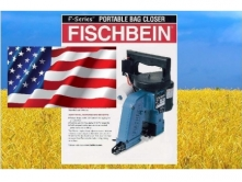FISCHBEIN Bag Closer machine USA-Taiwan