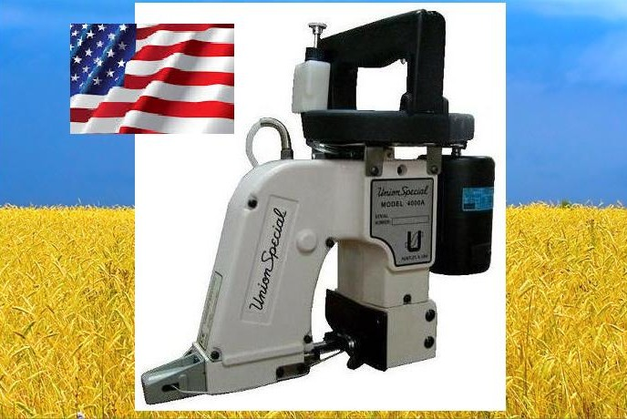 Union Special 4000A Bag Closer machine USA