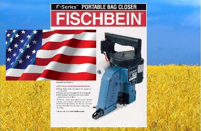 FISCHBEIN Bag Closer machine USA